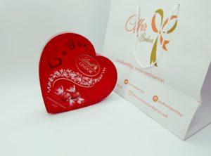 Lindor Cœur chocolat