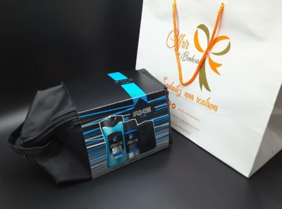 AXE Coffret Trousse Ice Cool