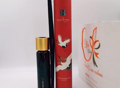 Bâtonnets de parfum The Ritual of Tsuru