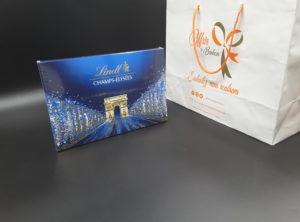 Chocolat Champs-Elysées LINDT