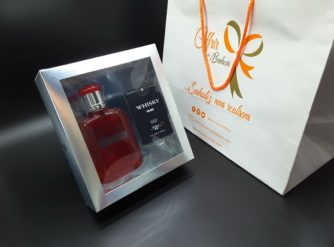 Whisky Red Coffret Cadeau