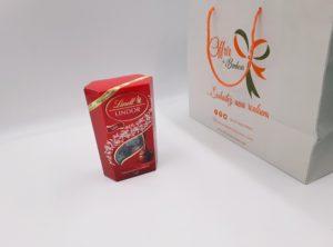 Chocolat Cornet Lindor Lait