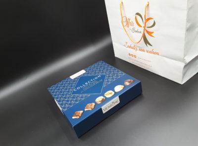 Biscuits fins au chocolat belge - Vendôme