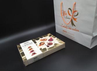 Chocolat Nestlé les recettes de l'atelier les bouchées
