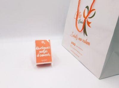 Eau de Parfum Quelques Notes d'Amour 30ml